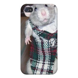Pet Rat Ruby iPhone Case iPhone 4/4S Cases