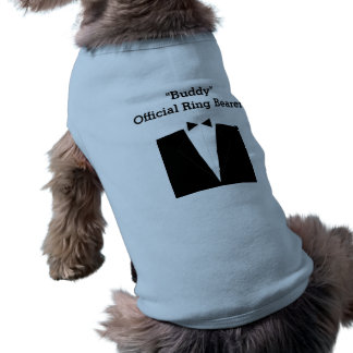 Pet Ring Bearer Shirt