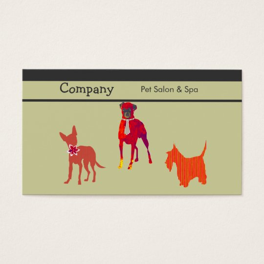 Pet Salon & Spa and Pampered Care Business