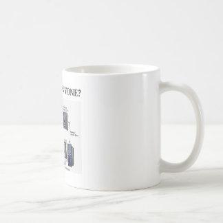 PET Scan, Anyone? (Positron Emission Tomography) Basic White Mug