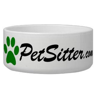 Pet Sitter Dog  Bowl