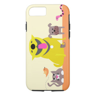 Pet Sitter's phone case