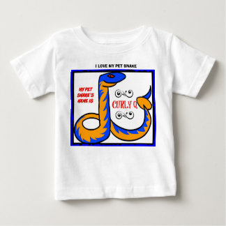 PET SNAKE TODDLER T-SHIRT