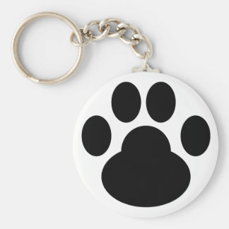 Pet Stamp of Approval Basic Round Button Key Ring