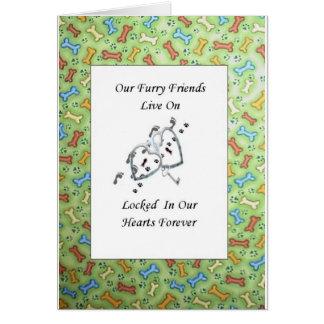 Pet Sympathy Card Front1