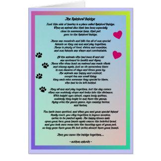 Pet Sympathy Greeting Card