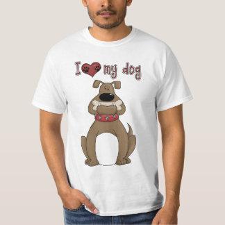 Pet Theme Fun Dog  T-Shirt