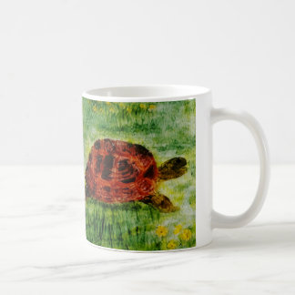 Pet Tortoise Coffee Mug