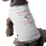 pet tshirt Paws for walkin for cure