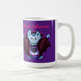 PET VAMPY HALLOWEEN MONSTER 15 oz CLASSIC Mug