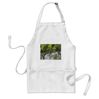 Pet Walk with Trees Standard Apron