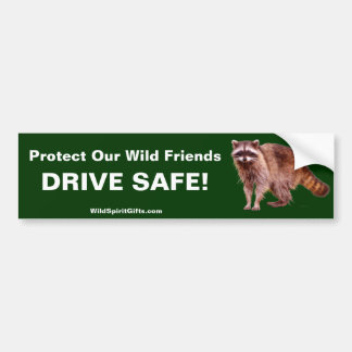 PET  & WILDLIFE PROTECTION Bumper Stickers
