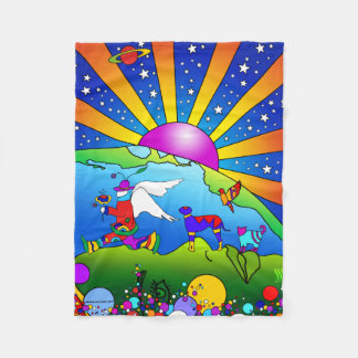 Pet World Fleece Blanket