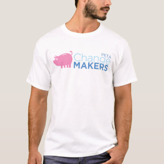 PETA Change Makers T-Shirt