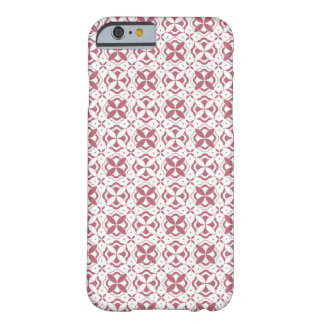 Petal Blossom Pattern Barely There iPhone 6 Case