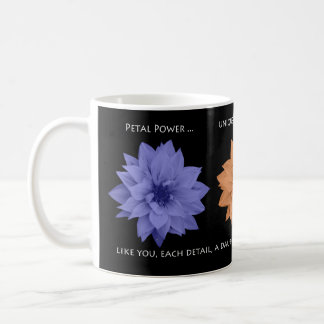 Petal Power Colors Coffee Mug