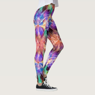 PETAL POWER LEGGINGS