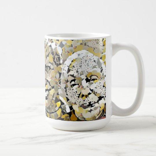 Petal Pushers Floral mug