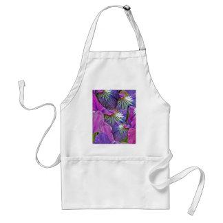 Petallurgy Iris Petal Fantasy Aprons