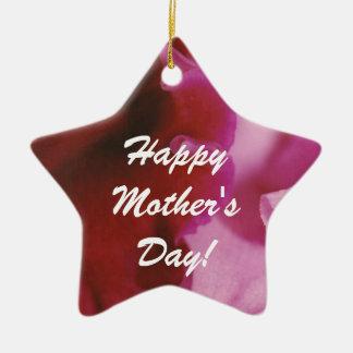 Petalpalooza • Pink Ceramic Star Decoration