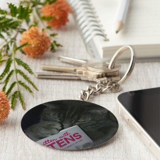 Petals bedtime story key chain