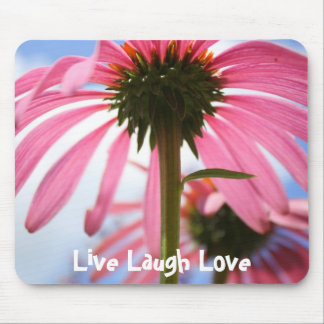 Petals of Pink Mouse Pad