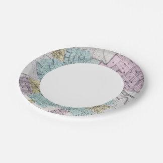 Petaluma, California 2 7 Inch Paper Plate
