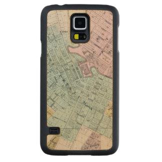 Petaluma, California 2 Carved Maple Galaxy S5 Case