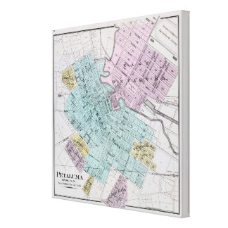 Petaluma, California Canvas Print
