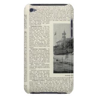 Petaluma Residences, California Case-Mate iPod Touch Case