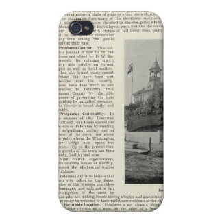 Petaluma Residences, California Covers For iPhone 4