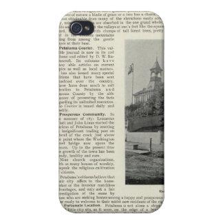Petaluma Residences, California iPhone 4 Cover