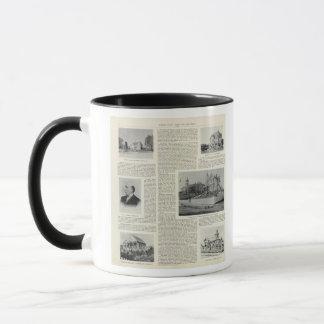Petaluma Residences, California Mug