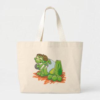 Pétanque Large Tote Bag