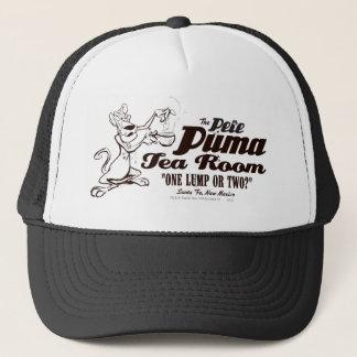 Pete Puma Tea Room 2 Trucker Hat