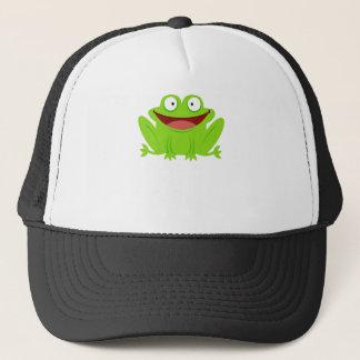 Pete the Frog Trucker Hat