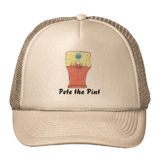 Pete the Pint Hat