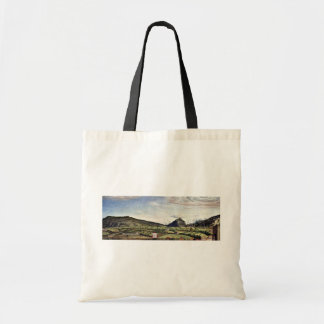 Peter Altar Fragment Of The Altar Of St. Peter Cat Budget Tote Bag