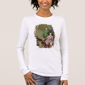 Peter and James Romney, 1766 (oil on canvas) Long Sleeve T-Shirt