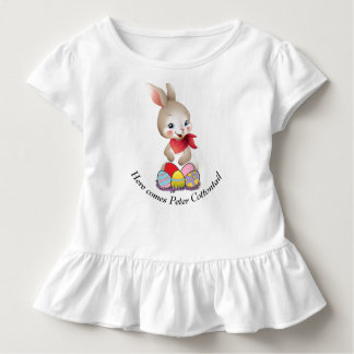 Peter Cottontail Toddler T-Shirt