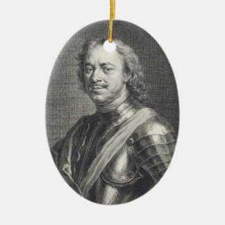Peter I  the Great Christmas Ornament