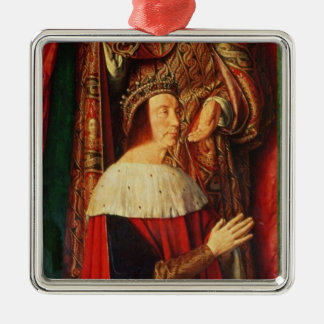 Peter II de Beaujeu of Bourbon Christmas Ornament