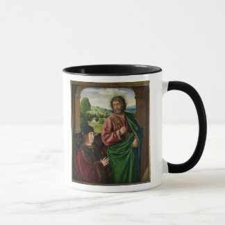 Peter II  Duke of Bourbon presented Mug