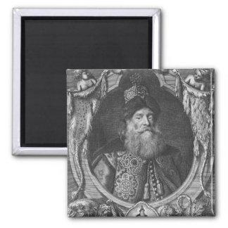 Peter John Potemkin, engraved by R. White Magnet