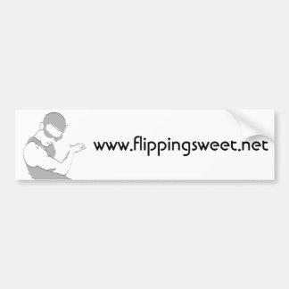 Peter Kloss Bumper Sticker