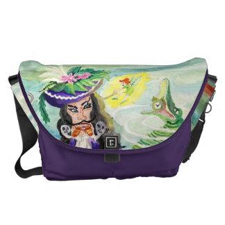 Peter Pan Courier Bag