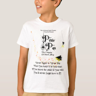 Peter Pan the Complete and Untold Story T-Shirt