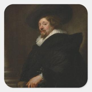Peter Paul Rubens Art Square Sticker