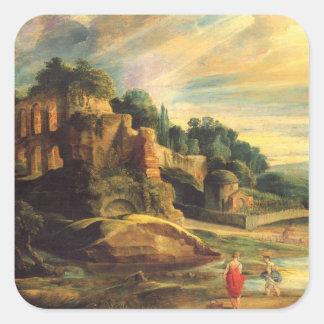 Peter Paul Rubens Art Stickers