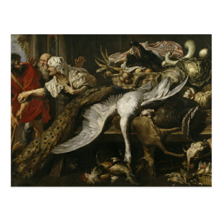 Peter Paul Rubens - The Recognition of Philopoemen Postcard